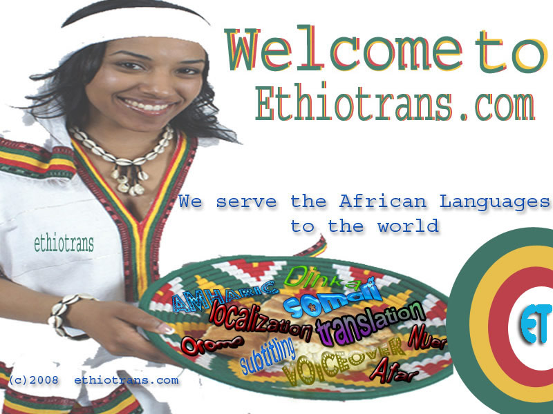 Welcome to Ethiotrans