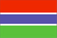Flag of Gambia, The